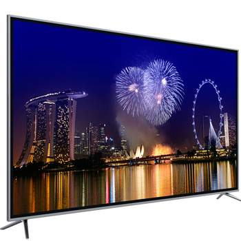 Flat screen wholesale 75 82 85 86 98 inch televisions with wifi lcd led tvs parts