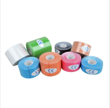 Ready to ship gift box precut package kinesiology tape korea hot selling