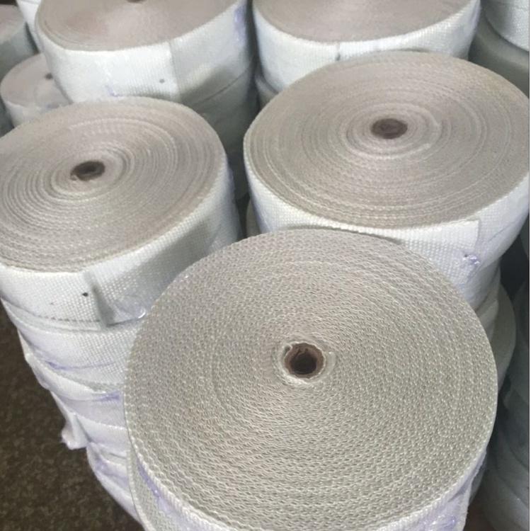 Fireproof ceramic fiber textile for insulation