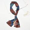 #7 color espina flor azul oscuro cameo Brown
