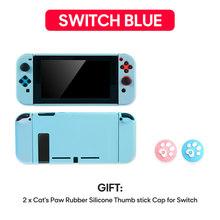 Защитный чехол для Nintendo Switch Lite, чехол, аксессуары для кожи, чехол для корпуса Joycon Joy Con, игровой держатель, милый розовый аксессуар(Китай)
