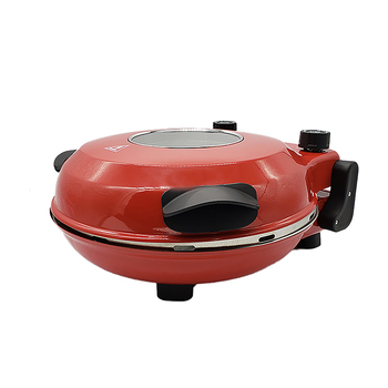 Household Portable Stainless Steel High Heat Electric Pizza Oven