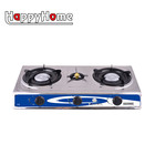 Gas Stainless Cooktop Gas China 3 Burner Gas Cookers Stove Stainless Steel 410 Gas Cooktop