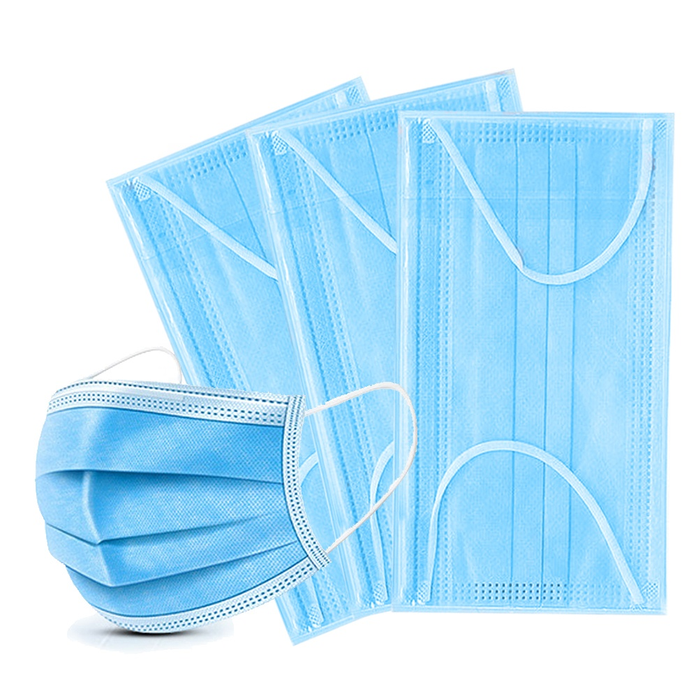 CJ-205 in Stock Ready to Ship Good Quality Brand Face Mask Disposable - KingCare | KingCare.net