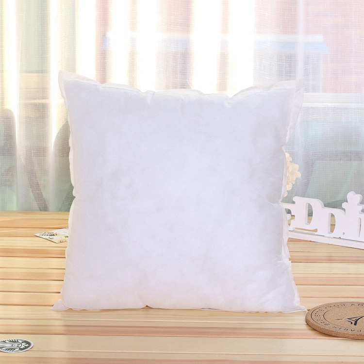 High Quality Fiber Pillow Filling Soft Comfortable and Breathable Polyester Filling for 40*40 43*43 45*45 Pillows