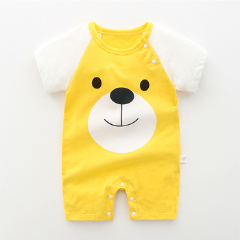 High Quality Baby Sleepwear Romper, Comfortable Organic Pijamas/