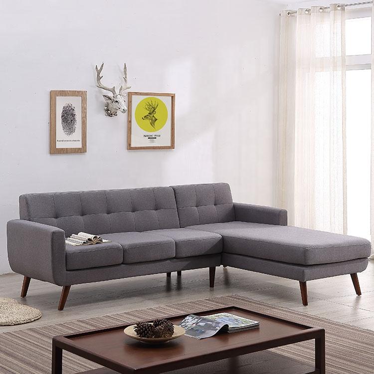 New modern design multi-color style hot sale comfortable fabric sofa