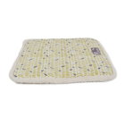 Factory Sale Warm and Cozy Pet Lamb Wool Mat Super Soft Dog Plush Blanket Portable Pet Pad Bed