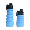 BlBlue Silicone Water Bottle