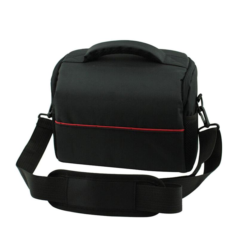 Camera bag waterproof new design travel anti-theft compatible large digital camera Dslr Shoulder Messenger bag backpack