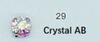 Di cristallo AB