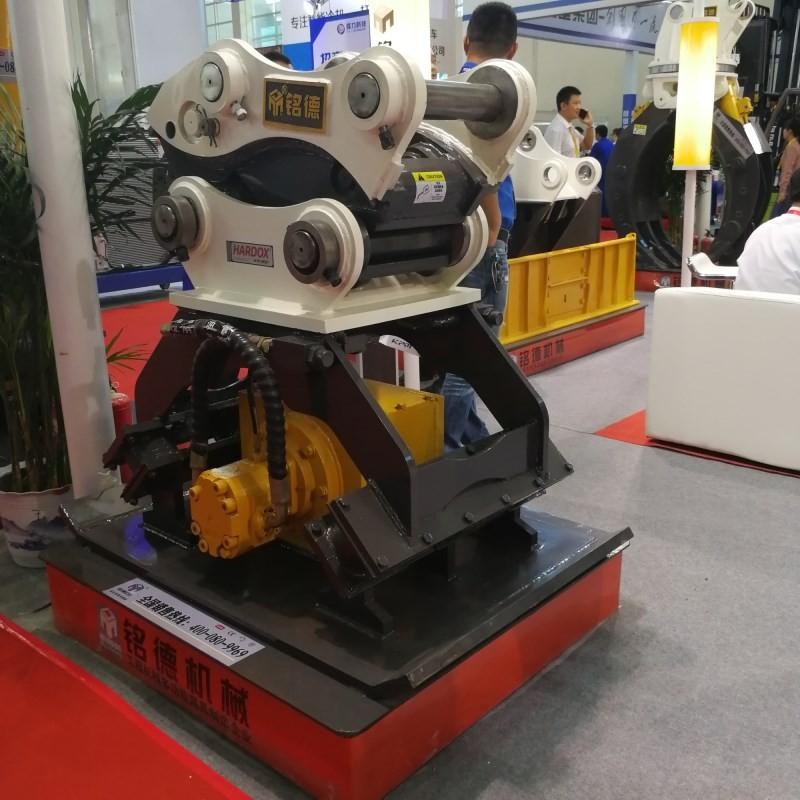 Строительный экскаватор PC300, вибрационный трамбовщик, компактный трамбовщик, Вибрирующая пластина