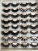 Mixed newest 25mm mink lashes