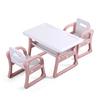 Pink-1Table + 2 sandalye
