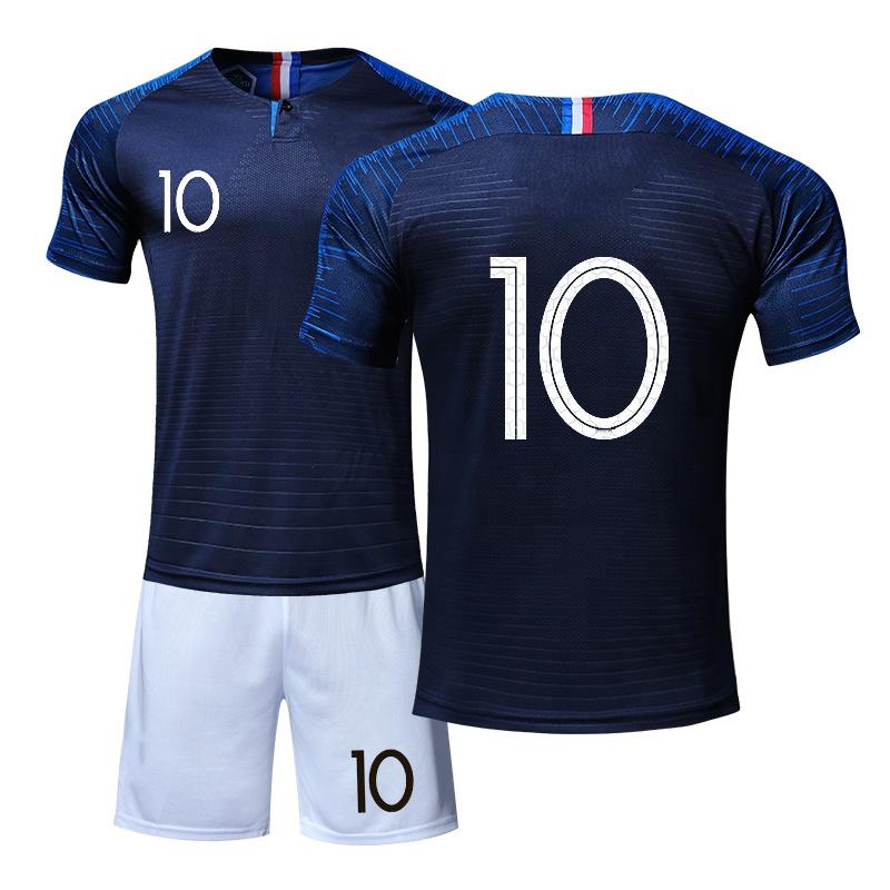 Cina Sublimata Personalizzato Magliette Di Calcio Maker Set Squadra Di Jersey Di Calcio Francia Uniformi Di Calcio - Buy Uniformi Di Calcio Per Gli ...