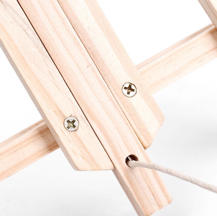 Study Blackboard wooden easel kids White Painting OEM Customized Wood Art Logo Packing Pcs Color Material Origin