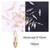 glass rhinestone hight qualityfor nail 12