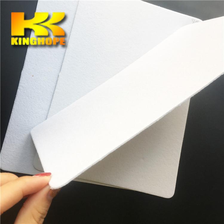Горячая Распродажа, 0,8 мм, нетканый полиэфирный химический лист, нетканый лист