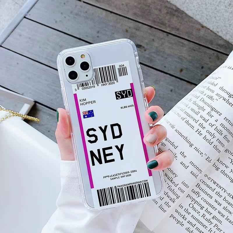 Социальные сети серьезно вредят вашему душевному здоровью Мягкий силиконовый чехол для iphone 11 Pro MAX 7 8 Plus 6 6s X XS прозрачный чехол(Китай)