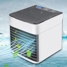 Портативный мини-вентилятор для кондиционера, персональное пространство, кулер, быстрый и легкий для охлаждения любого места, для дома и оф...(Китай)