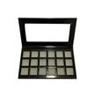 18 square pans palette -Black
