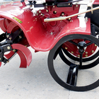 Easy Operation Mini Cultivator Gasoline Rotary Tiller