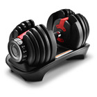Equipment Wholesale Dropshipping 552 Smart 24kg Adjustable Dumbbells Fitness Equipment 52.5lb Adjustable Dumbbells