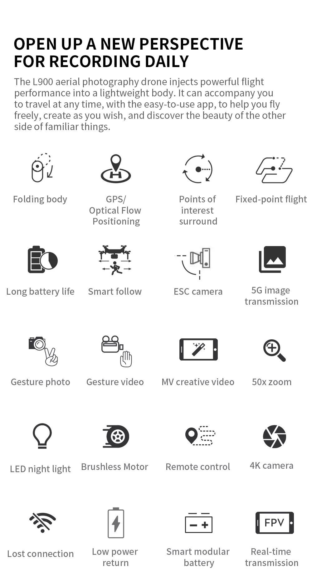 Rc Professional Drone with Camera Radio Control Toys - 1MRK.COM