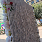 Products Wedding SPR High Demand Export Products Artificial Wedding Decoration ROLL Flower Wall