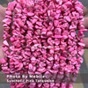 सिंथेटिक गुलाबी फ़िरोज़ा