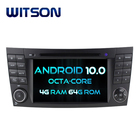 WITSON Octa-Core(Eight Core) Android 10.0 DOUBLE DIN CAR DVD GPS For MERCEDES-BENZ E CLASS W211 4G ROM 1080P SCREEN 64GB ROM