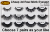 New Arrival 7 Pairs Real Mink Eyelashes