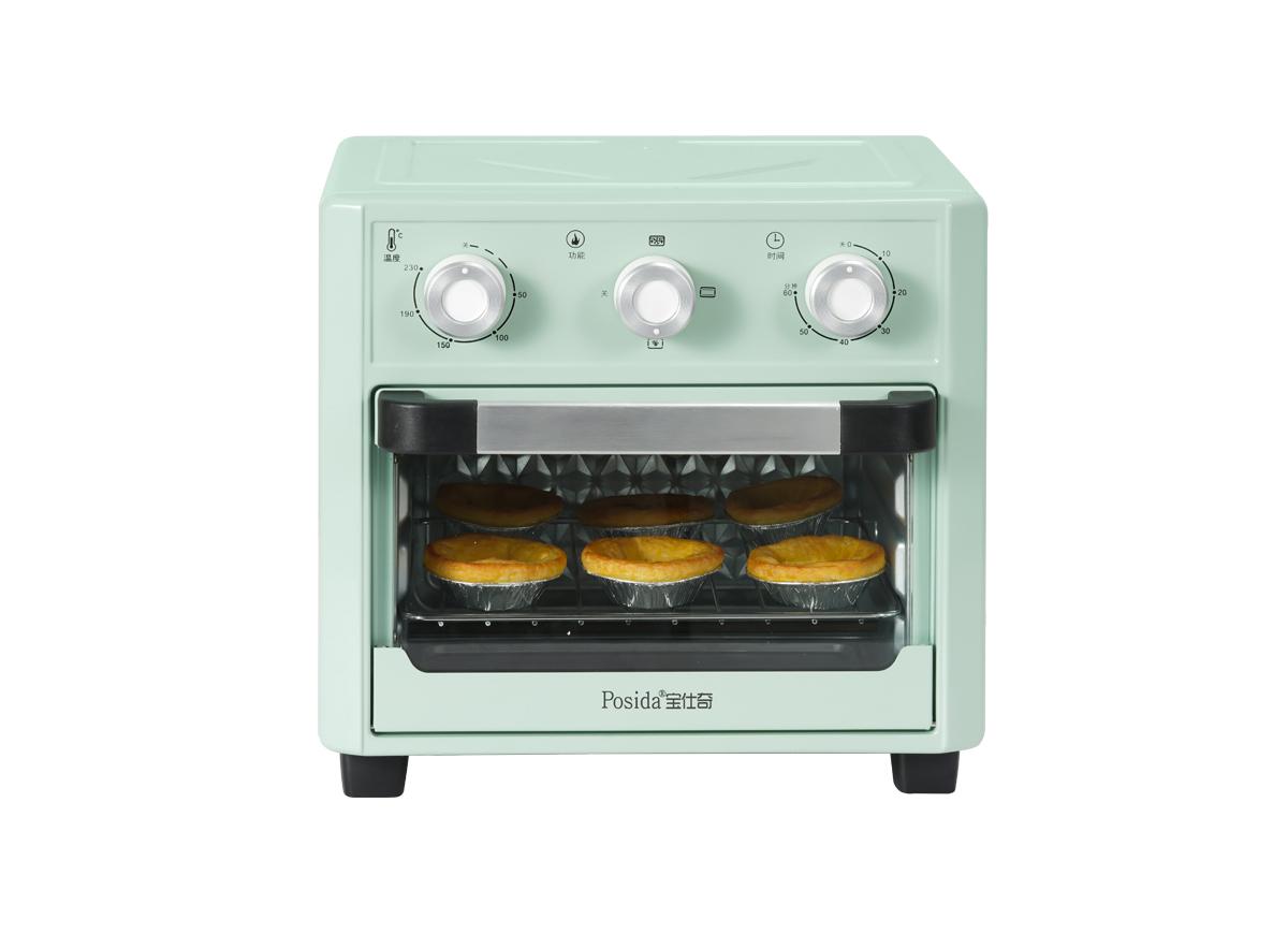 Posida 14L 1100 Вт бытовой аэрофритюрница для приготовления блюд без электрическая духовка/аэрофритюрница для приготовления блюд с Многофункциональный