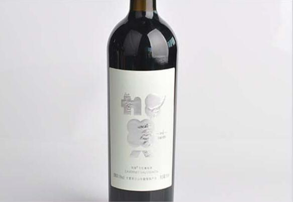 Китайские винные маркеры, красное вино saperavi
