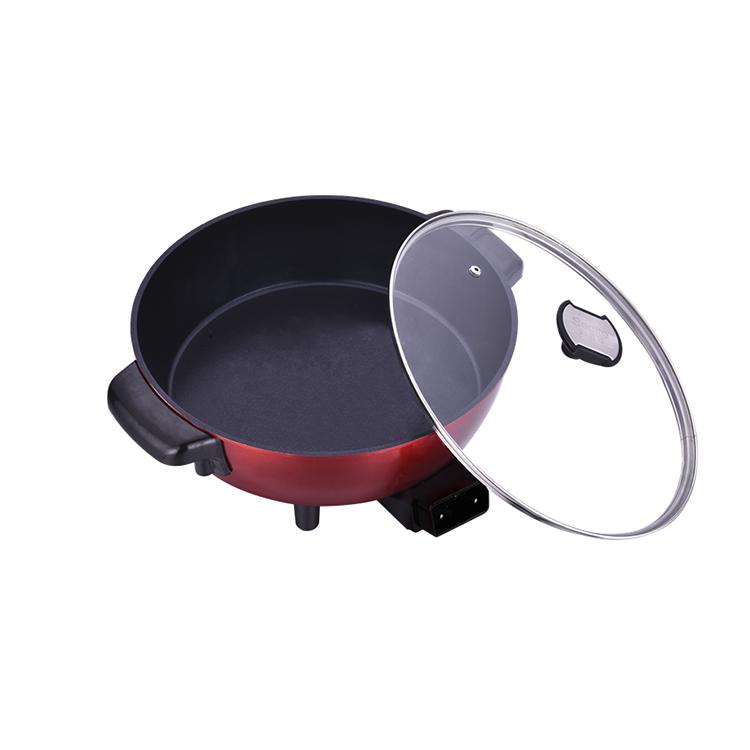 Электрическая плита с круглой пластиной, 32 см