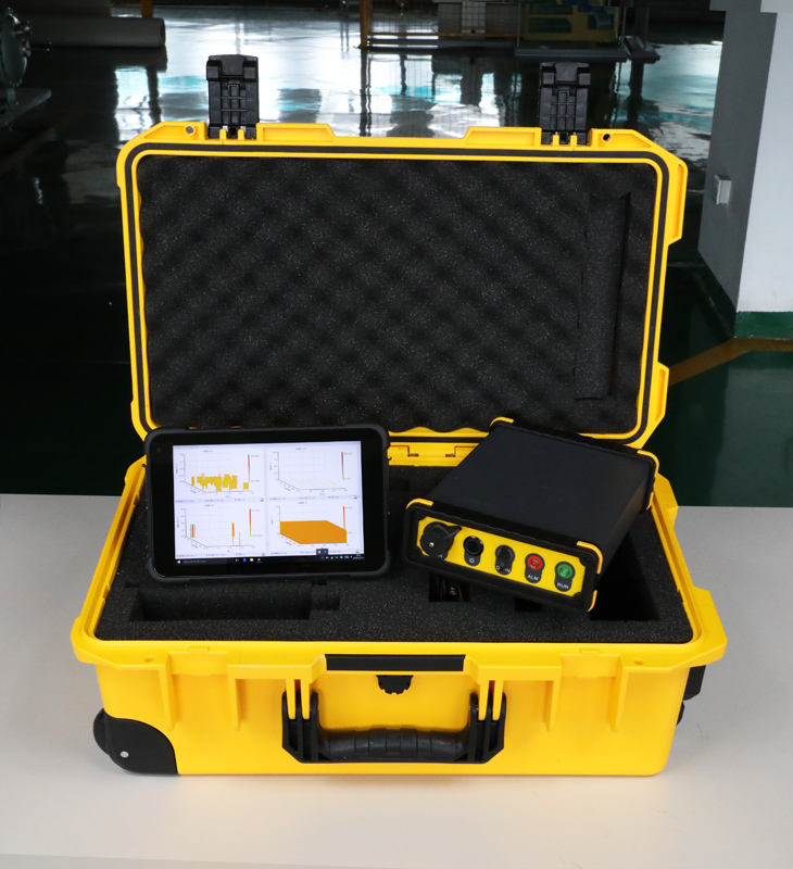 Partial Discharge Test Kit Ultra TEV Switchgear PD Tester