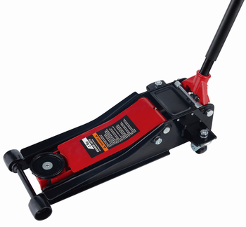 2.5Ton Hot Sale Low Profile Double Pump Hydraulic Floor Car Lifts Trolley Jack