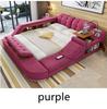 Fabric purple