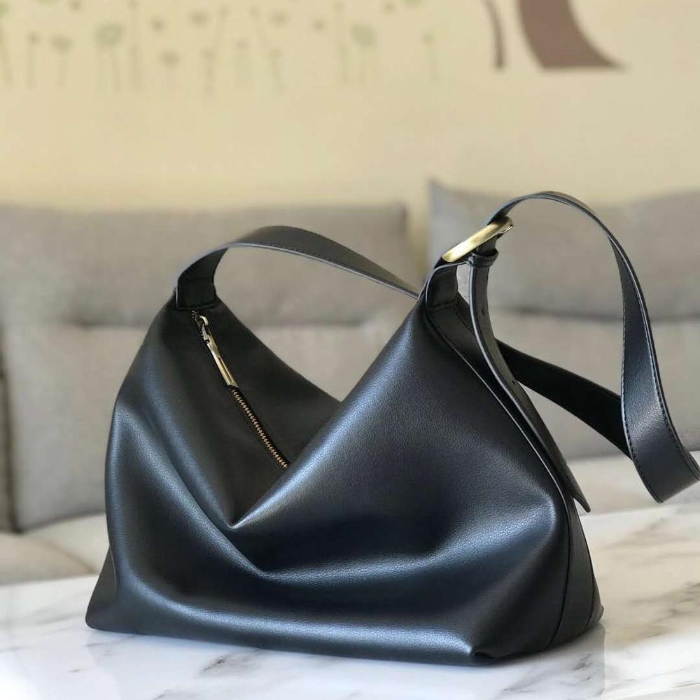 2021 Vintage Pleated Underarm Bag Soft