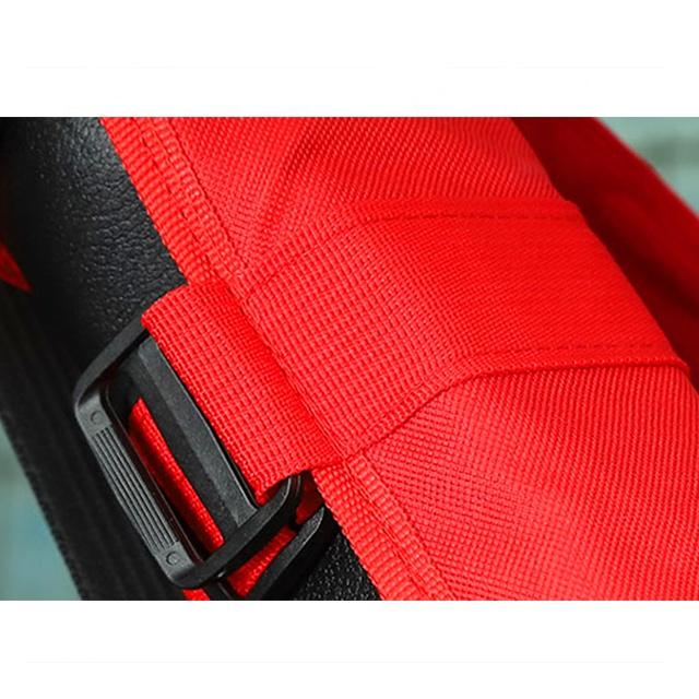 Регулируемый нейлоновый держатель для автомобильного огнетушителя 3-5 фунтов для Jeep Wrangler JK JKU