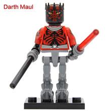 Звездные войны одна фигура Баррисс Оуэн Ларс Tasu Leech Leia C3PO Turk fтакже Naare мандалорские строительные блоки игрушки Legoing(Китай)