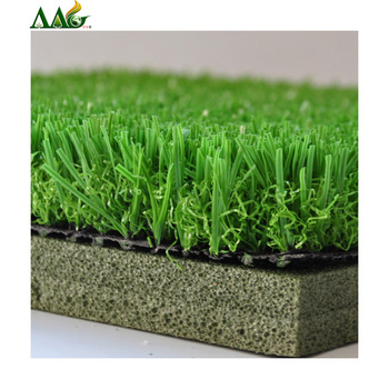 China Factory price no filling synthetic lawn soccer artificial grass non infill football turf