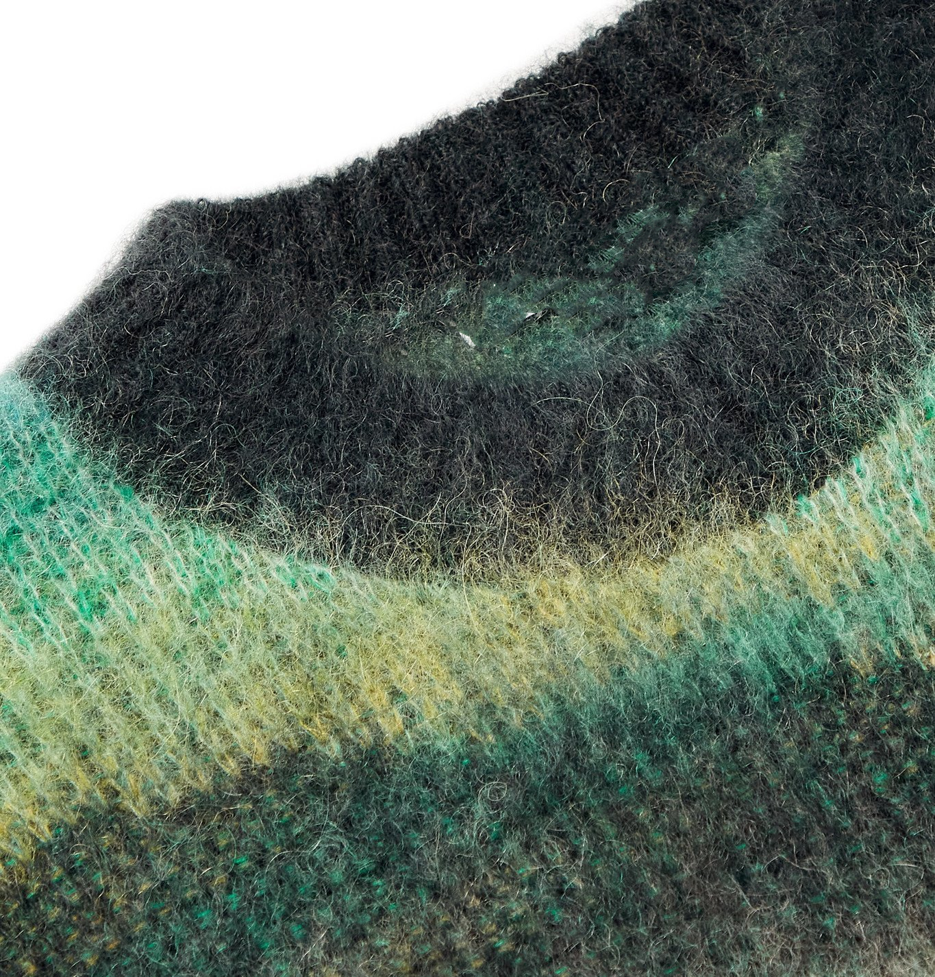 2021 Custom OEM & ODM mohair men sweater Fuzzy Jacquard knit pullovers knitwear winter crewneck knitted designer sweater for men
