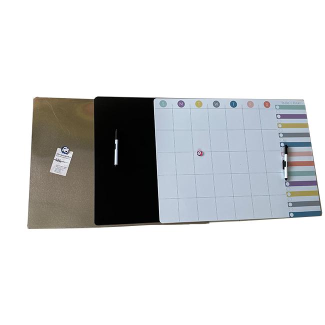 Custom-made color patterns tinplate board - Yola WhiteBoard   szyola.net
