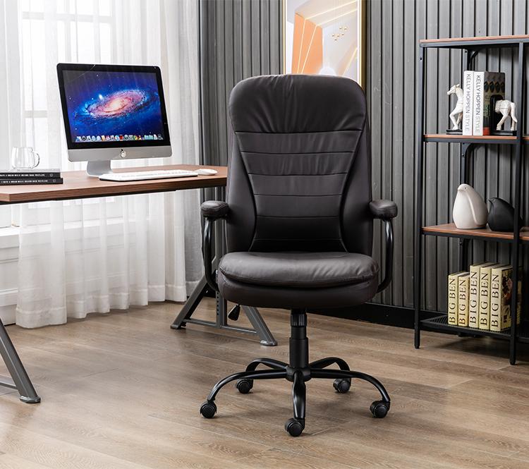 انعدام الجاذبية كرسي مكتب الرئيس التنفيذي لشركة كرسي الجلود التنفيذية كرسي مكتب