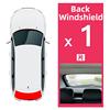 Back windshield