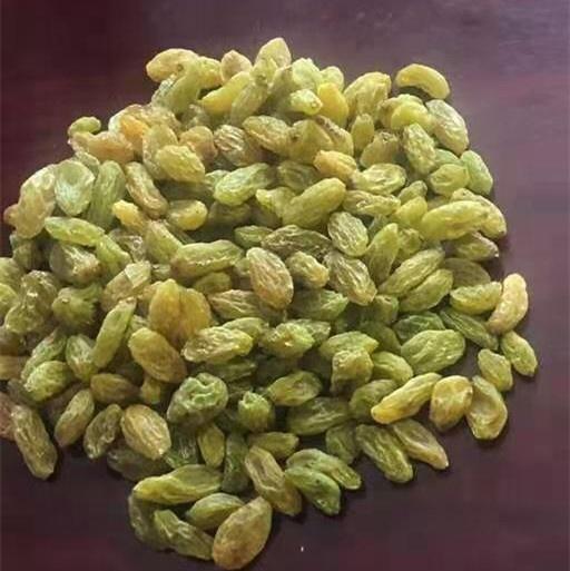 Зеленый изюм, сушеные фрукты для продажи, 500 г/банка