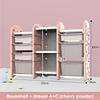 Storage A+B pink