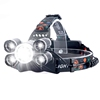only headlamp zoom silver