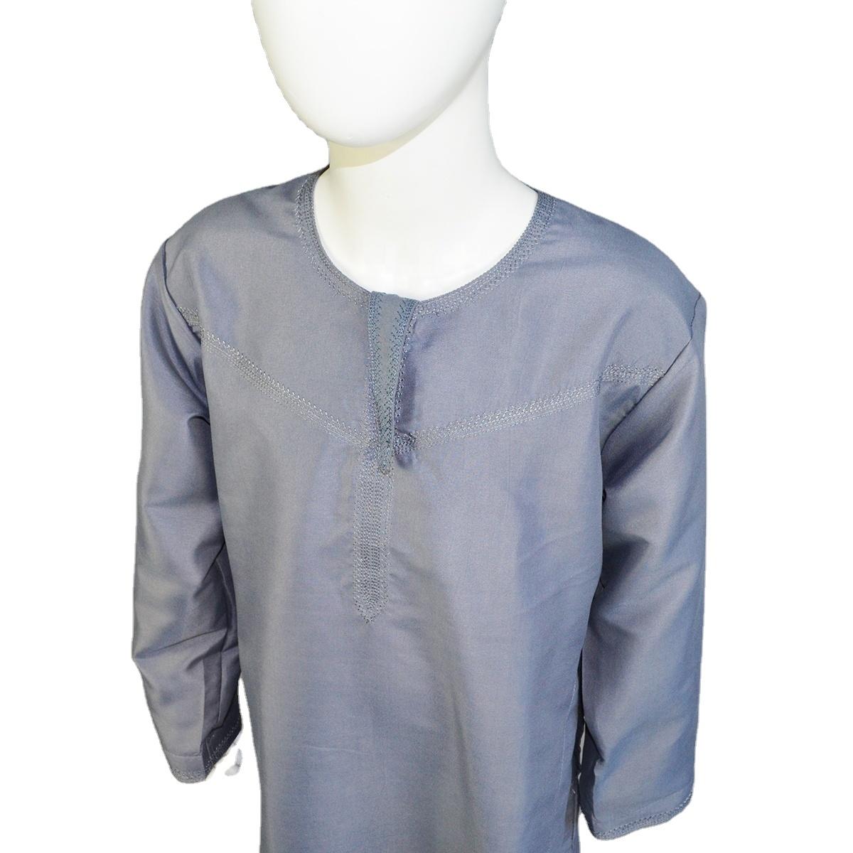 OMANI STYLE THOBE islamic boy Clothing